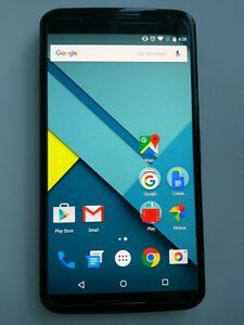 Factory UNLOCKED Motorola Google Nexus 6 - 32Gb