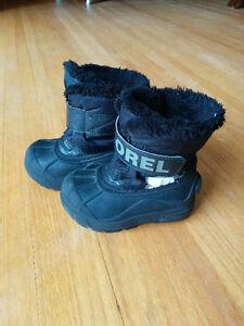 Sorrel Snow Boots - Unisex size 8 Strathcona County Edmonton Area image 3