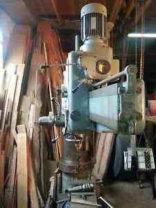 OOYA 1225H Radial Arm Drill Press Prince George British Columbia image 4