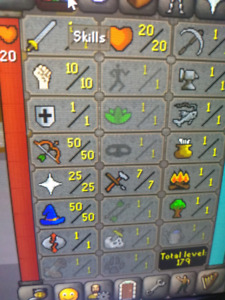 Osrs Low pure
