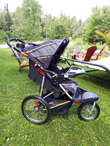 poussette baby trend expedition lx