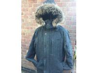 Schott Parka Coat Cold Weather Jacket