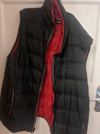 Large mens Tommy Hilfiger gilet