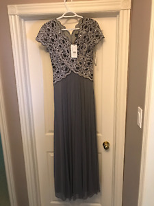 Melanie Lynn Evening Gown - Size 4
