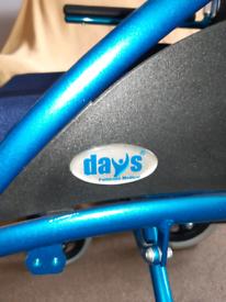 """""""Days"""" Transit Wheelchair"""