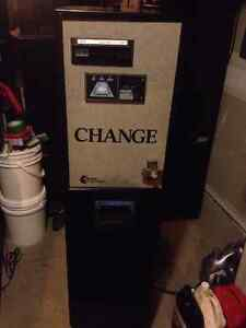 ★☆★☆★UPGRADED BILL/COIN CHANGE MACHINE-PRICE REDUCE BY $200★☆★☆★
