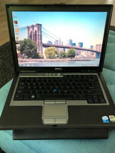 Dell Latitude D620, 2Gb Ram. 500Gb HD