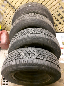 Goodyear winter tires.
