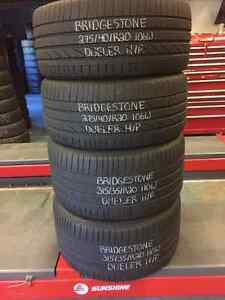 """20"""" Winter Snow USED Tires in LIKE NEW Condition!!!!!!!"""