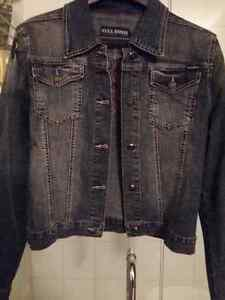 6 Beautiiful Leather Jackets, 2 Jean Jackets Kitchener / Waterloo Kitchener Area image 8