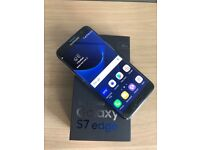 Samsung galaxy s7 edge unlocked black
