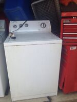 Assorted washers and dryers and other appliances