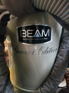 BEAM SPECIAL EDITION BUILT IN VAC