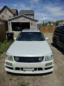 2000 Nissan stagea rs4s
