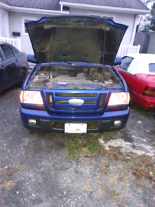Ford Ranger 3.0, 2 wheel Dr.   This is not parts !!
