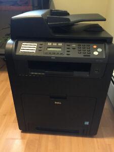 used DELL 2145cn printer
