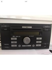 Ford 6000 car stereo