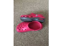 Ladies crocs