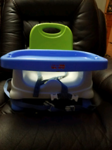 PENDING PICK UP: Fisher price booster seat