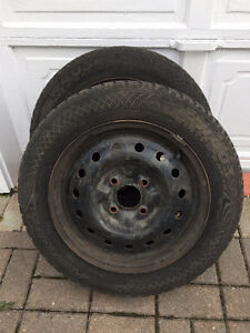185 / 65 / R15 Tires and Rims