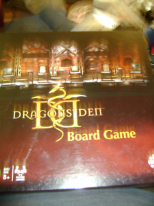 CBC THE DRAGONS DEN BOARD GAME