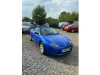 04 MG TF 1.6 manual Ramapped/modified Quick car!