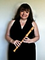 Recorder Lessons from a Professional Recorder Player