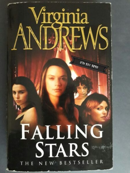 Falling Stars - Virginia Andrews - Shooting Stars Miniseries #5 - V.C. Andrews.