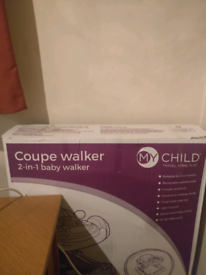 Baby walker - Coupe 2 in 1