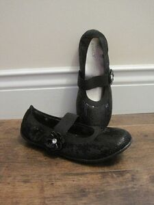 NEW - Size 4 girls sparkly shoes (Jewels)!