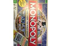 Monopoly- Here & Now: The world Edition