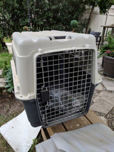 Medium sized dog crate for sale ASAP