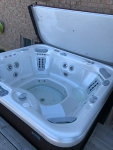 FREE  Hot Spring Hot Tub - sold PPU