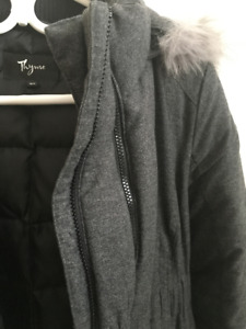 Winter jacket - pregnacy time and after