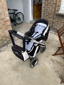 Bebecar ip-op evolution pushchair