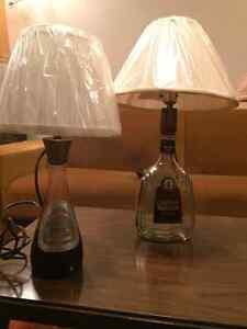 Collector bottle lamps Peterborough Peterborough Area image 2