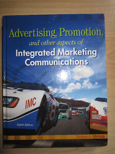 Advertising Promotion and Other Aspects of Integrated Marketing Kitchener / Waterloo Kitchener Area image 1