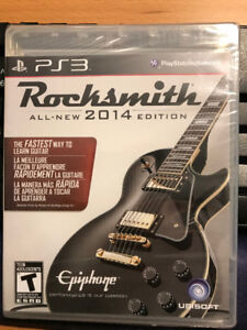 Rocksmith 2014 for PS3