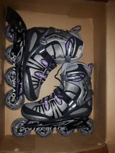 Womens Rollerblades Size 8 / 9      Condition: New
