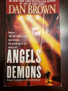 Book Angel's and Demons