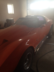 1977 Chevrolet Corvette Coupe (2 door)
