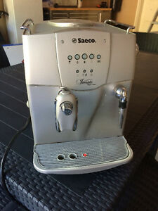 Saco Incanto Espresso Machine.