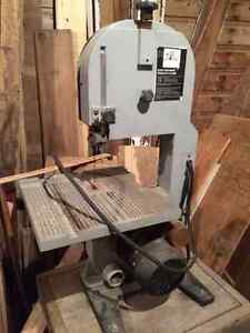 wood band saw buy or sell tools in ontario kijiji classifieds. Black Bedroom Furniture Sets. Home Design Ideas