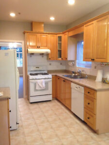 3 Bedroom Apartment in East Vancouver
