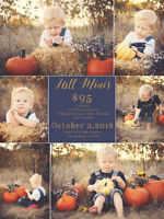Fall Minis for the Little Ones - Simeon Taylor Photography