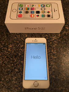 Apple iPhone 5S 32GB Gold Or Videotron