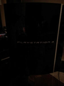 PS3 / 80 GB / With 22 Games / Accessories Incl.