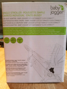 Baby Jogger Stroller Adapters