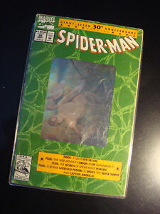 MARVEL COMICS-SPIDER-MAN-30 IÈME/30TH ANNIVERSARY-LIVRE/BOOK