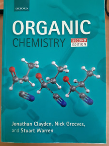 Clayden, Greeves and Warren's Organic Chemistry (Second Edition)